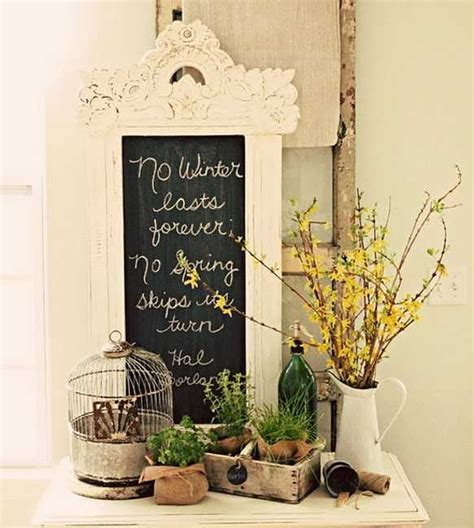 spring home decor ideas 25 spring home decorating ideas blending colorful flowers