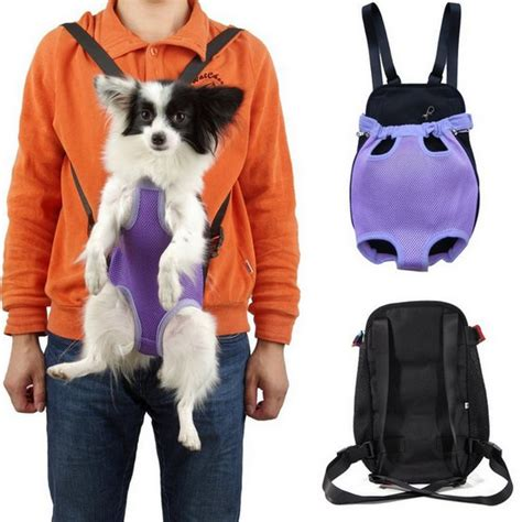 puppy carrier sling pet carriers backpack or sling it s a matter of convenience