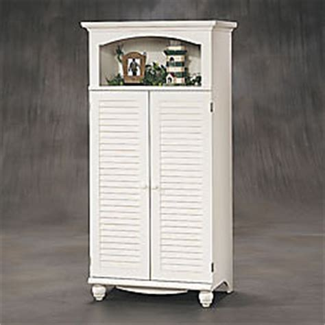 sauder computer armoire white sauder harbor view collection computer armoire 67 34 h x