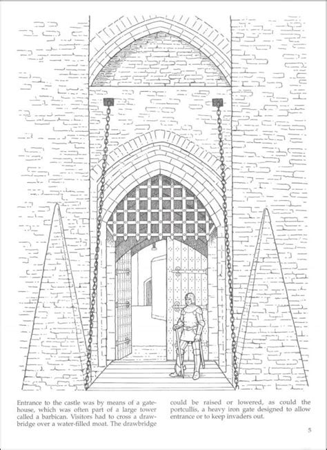 rainbow castle coloring page rainbow castle coloring page