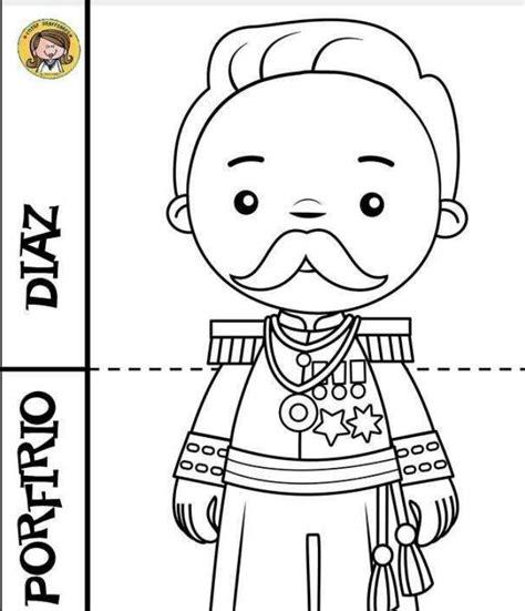 imagenes sobre la revolucion mexicana para niños dibujos personajes de la revoluci 243 n mexicana para