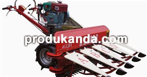 Alat Potong Padi Saam Rc 520 pemotong padi rice reaper saam 4g 120 santoso advance