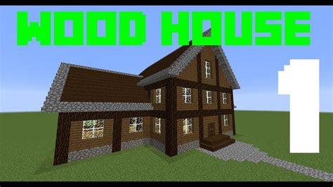 minecraft come costruire una casa minecraft tutorial come costruire una casa di legno