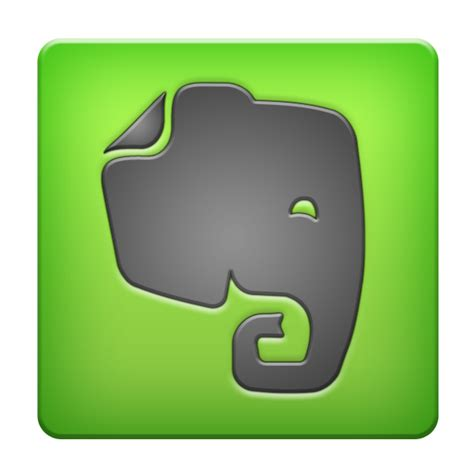 evernote android evernote icon android application icons 2 softicons