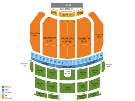 saenger theatre seating capacity viptix saenger theatre new orleans tickets