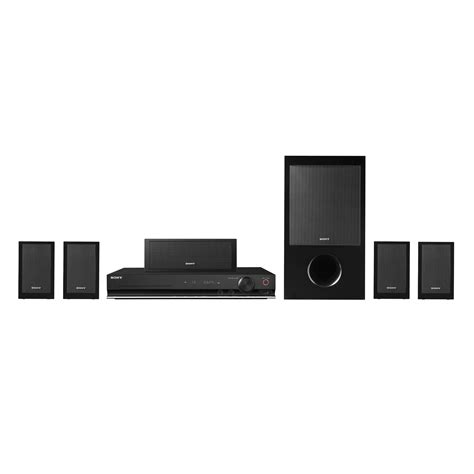 sony davdz170 bravia 174 dvd home theater system