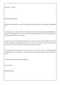 Letter of resignation sample personal reasons