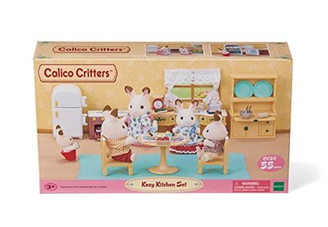Calico Critters Kitchen by Calico Critters Kozy Kitchen Set