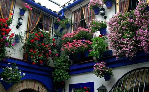 green ideas  beautiful balcony decorating  flowers