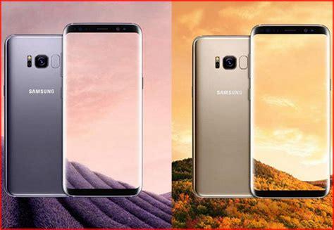 Foto Harga Samsung S8 sudah bisa dipesan ini spesifikasi dan harga samsung