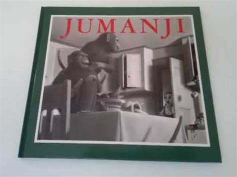 libro the music of chance jumanji libro van allsburg book youtube