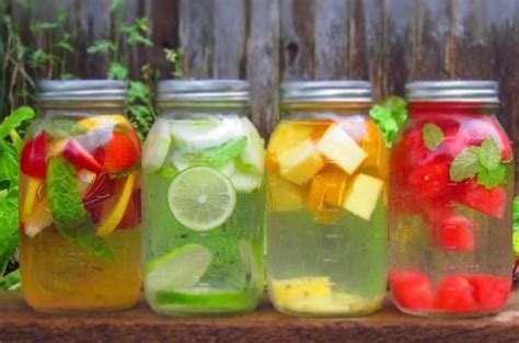 Healthy Detox Water Drinks by Top 50 Detox Water Recipes For Rapid Weight Loss For 2018