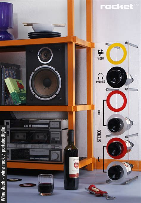funky home storage accessories by rocket design ultra