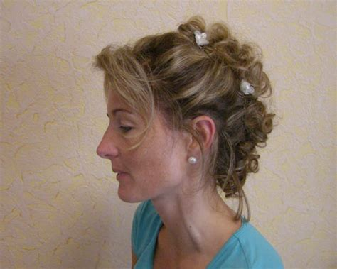 Brautfrisur Verspielt by Hair Salon Bettina Schuler Weilerswist