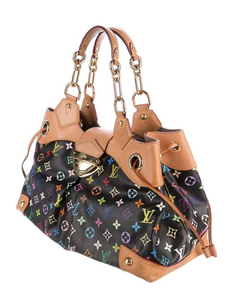 louis vuitton multicolore monogram ursula bag handbags