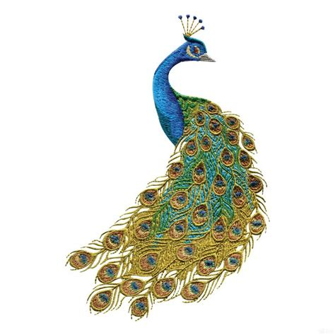 embroidery design of peacock peacock colors for home swnpa135 peacock embroidery