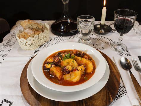 cocina gallega guiso de pulpo cocina gallega la cocina de frabisa la