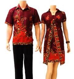 Style of dress idonesian batik style