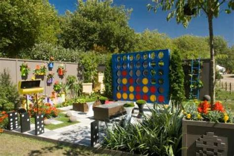 garden design ideas for kids the interior design