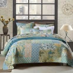 Quilted Bedspreads King Size Bed New 100 Cotton Bedspread King Size Bed Floral