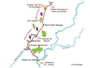 week end en bourgogne la route des vins 224 v 233 lo