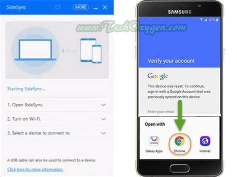 2 Samsung Accounts How To Bypass Account On Samsung A3 A5 A7 Or J1 J5 J7