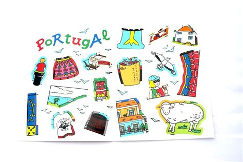 Portugal The Stickers