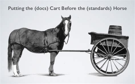Picture Of Cart Before The