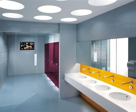 Modern Office Bathroom Ideas 1000 Ideas About Restroom Colors On