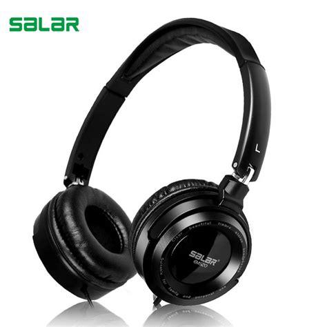 Headphone Komputer Salar Em520 Bass Headphones Earphones Gaming Headset