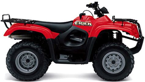 2003 Suzuki Eiger 400 4x4 For Sale Page 220 New Used Recreation Utility Motorcycles For