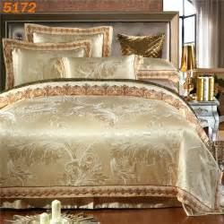 lafite rothschild golden silk bedding set tencel silk