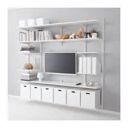 Shelving And Storage Algot Wall Upright Shelves Ikea