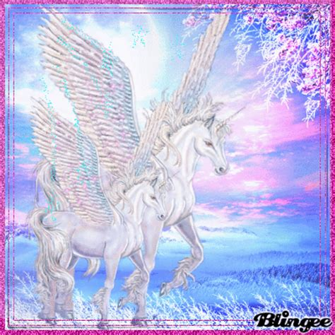 imagenes de unicornios brillantes unicornios fotograf 237 a 127736221 blingee com