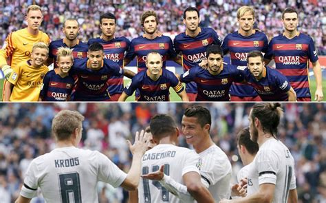 barcelona players salary barcelona and real madrid salaries list revealed barca
