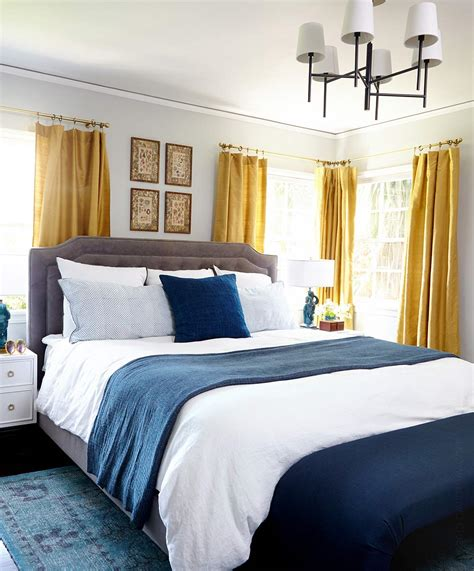blue and gold bedroom 15 gorgeous blue and gold bedroom designs fit for royalty