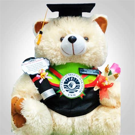 Boneka Wisuda Teddy boneka wisuda teddy 60cm elevenia