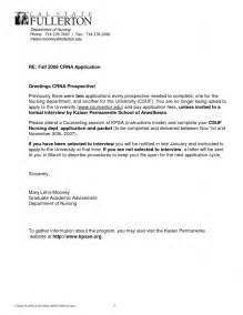 Registered Cover Letter New Graduate by Exle Of Letter Recommendation For Nursing Cover