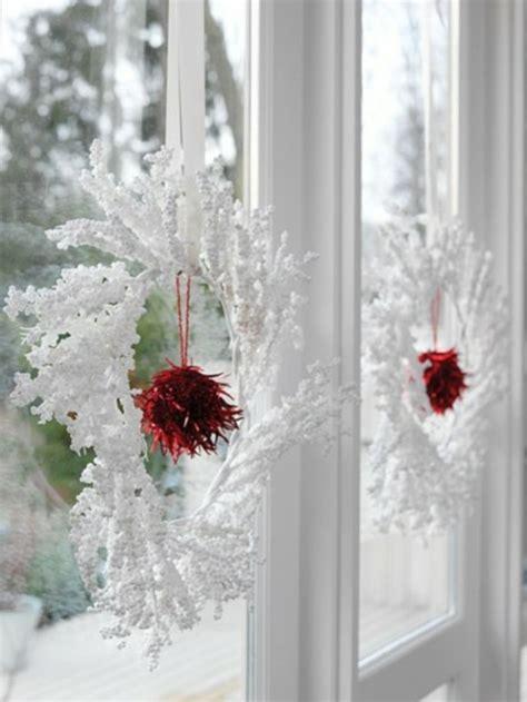 weiße kronleuchter kronleuchter idee weihnachten
