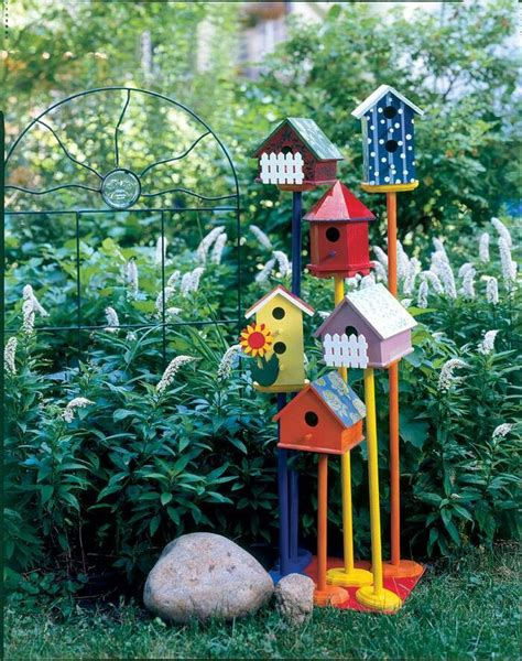 cute garden 17 best images about birdhouses on pinterest license