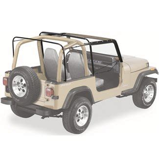 jeep tj soft top hardware identifying your jeep soft top hardware etrailer