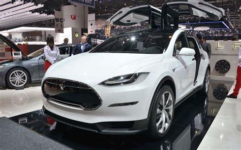 Tesla Model X 2015 2015 Tesla Model X Information And Photos Zombiedrive