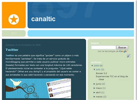 blogger que es 191 qu 233 es un blog multimedia y web 2 0