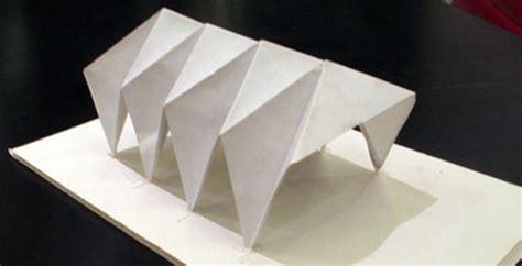 Folding Paper Architecture - paperfoldstruct1 jpg 640 215 327 pavilion design