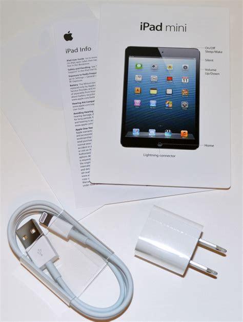 Charger Ipadmini Original apple mini review the gadgeteer