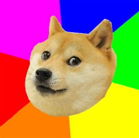 Doge Meme Template - advice doge template advice dog know your meme