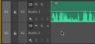 adobe premiere pro how to split a clip adobe premiere pro cc separate audio channels larry jordan