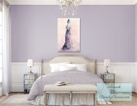 pink and lavender bedroom feminine lavender bedroom with purple and pink canvas art