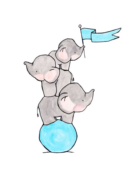 printable baby art 98 best images about baby elephant bunny on pinterest
