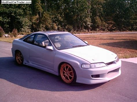 widebody jdm 1998 acura integra jdm front widebody for sale